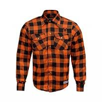 Motorcycle Flannel Reinforced Shirts