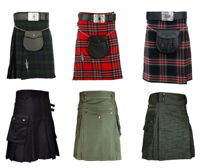 Scottish Kilts