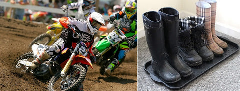 Motorcycle Dirt Boots