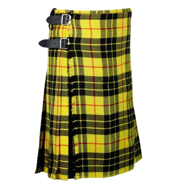 Tartan Kilt Macleod of Lewis 8 Yard Scottish Kilt Costume