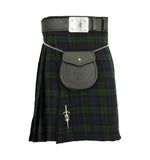 Black Watch tartan Kilt Sporran Pin
