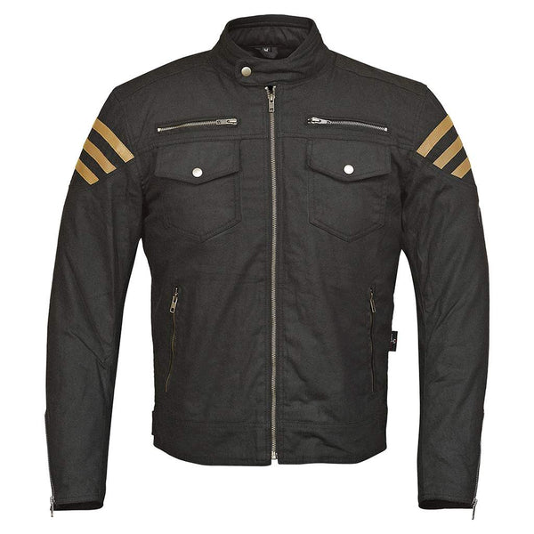 RIDERACT™ Cotton Waxed Jacket Avista