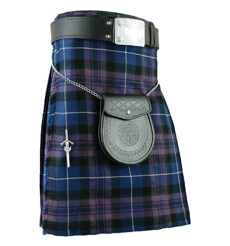 Tartan Kilt Pride of Scotland 8 Yard