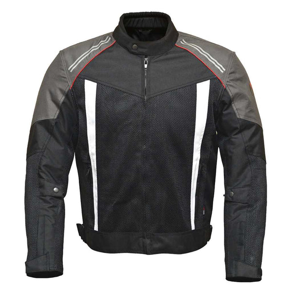 RIDERACT™ Motorcycle Waterproof Jacket Gaze