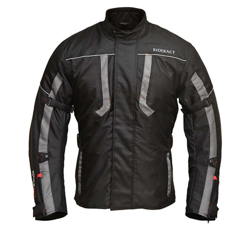 RIDERACT™ Textile Waterproof Touring Jacket Companion
