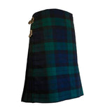 Scottish Traditional Black Watch Tartan Kilt