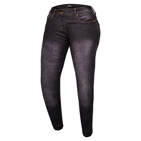 Rideract Women Riding Stretch Jeans Black