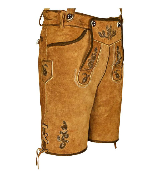 Gentry Choice authentic leather lederhosen