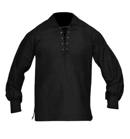 Jacobite Ghillie Shirt Black