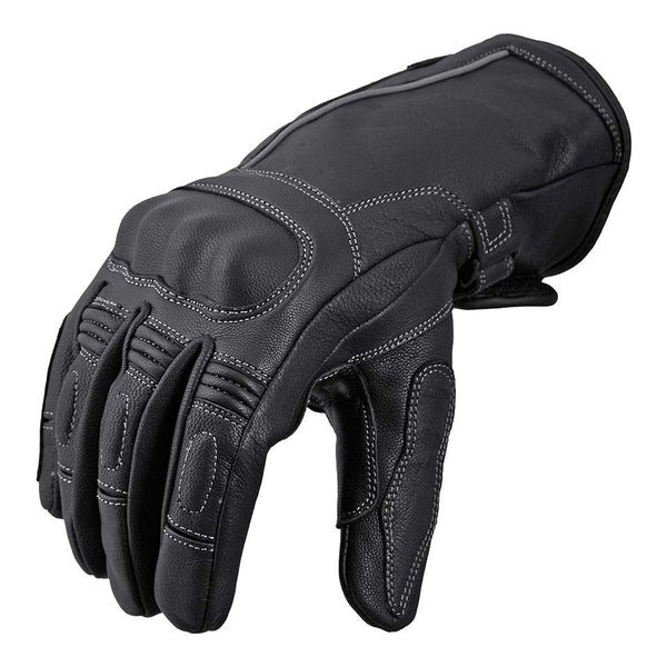 motorcycle gloves motorcycle riding black gloves men winter use biker gear