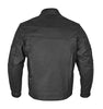 RIDERACT™ Classic Riding Leather Jacket