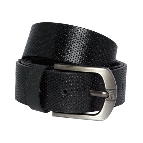 Genuine Leather Classic Designer Stylish Casual Jeans Black Belt