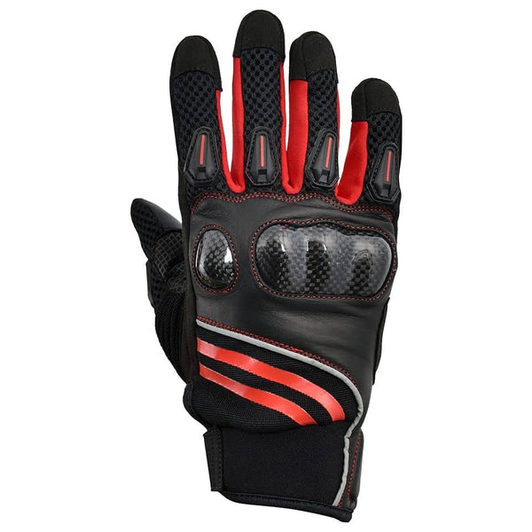 Motorcycle Gloves REDO
