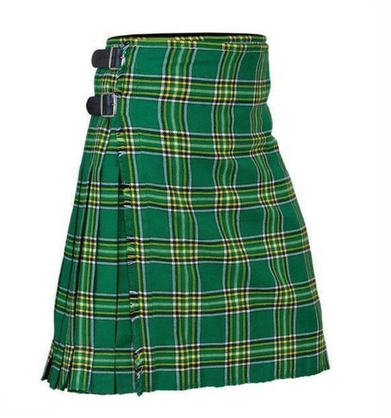 Tartan Kilt Irish Heritage 8 Yards