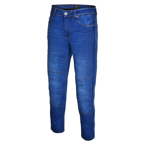 RIDERACT™  Men Riding Jeans Blue