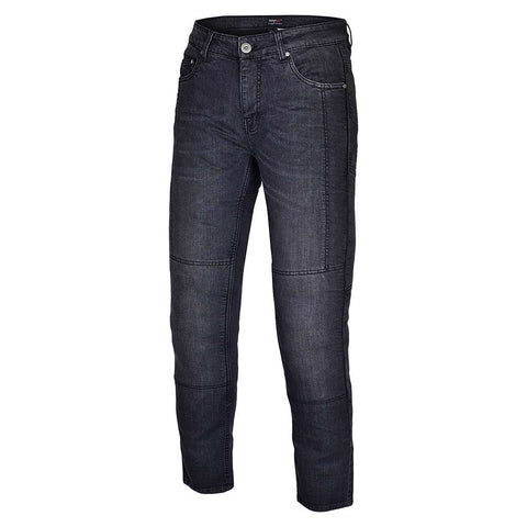 RIDERACT™  Men Riding Jeans Black