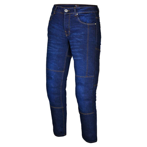 RIDERACT™  Men Riding Jeans Dark Blue