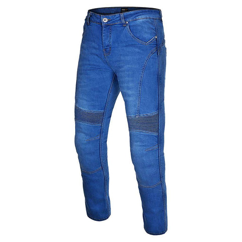 RIDERACT™  Bikers Style Jeans Blue