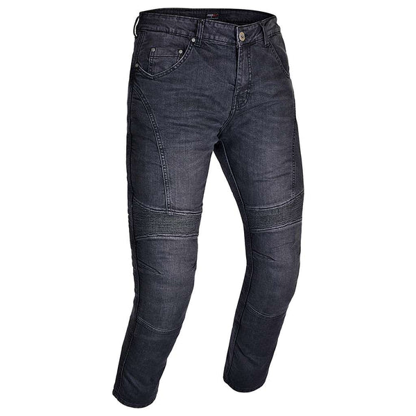 RIDERACT™ Men Bikers Style Jeans Black