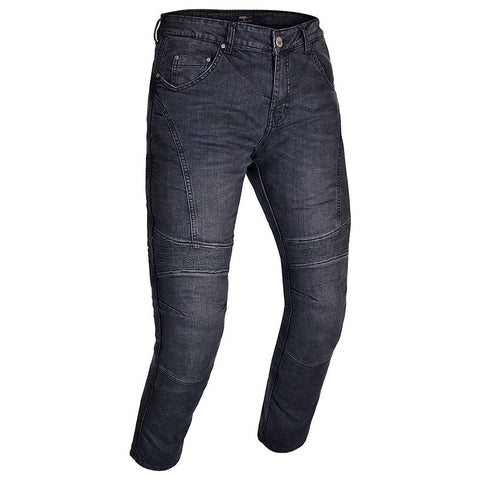 RIDERACT Bikers Style Jeans Black
