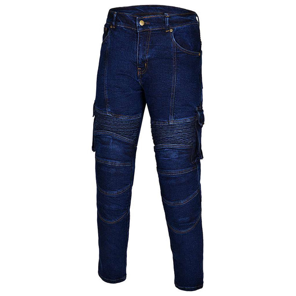 RIDERACT Road Safe Jeans with Cargo Pockets