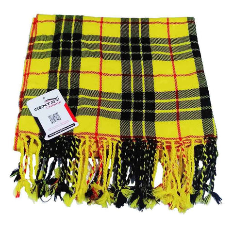 Tartan Fly Plaid Macleod of Lewis