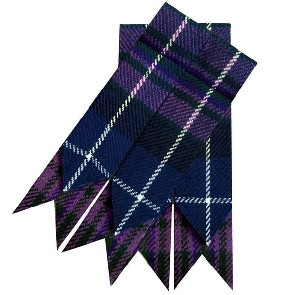 Tartan Pride of Scotland Flashes