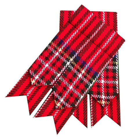 Tartan Royal Stewart Flashes