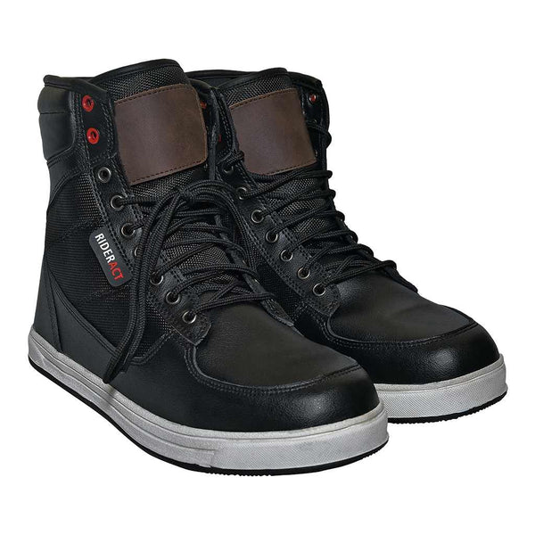 RIDERACT™ Motorcycle Sneakers Air Black