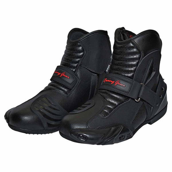 Rideract Motorcycle Boots Road Active Black