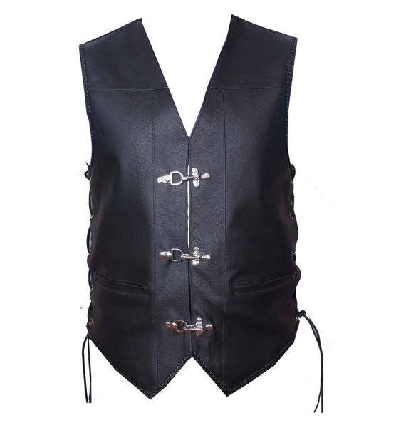 RIDERACT™ Triple Silver Hook Adjustable Vest