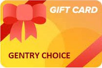 Gentry Choice Gift Card Voucher
