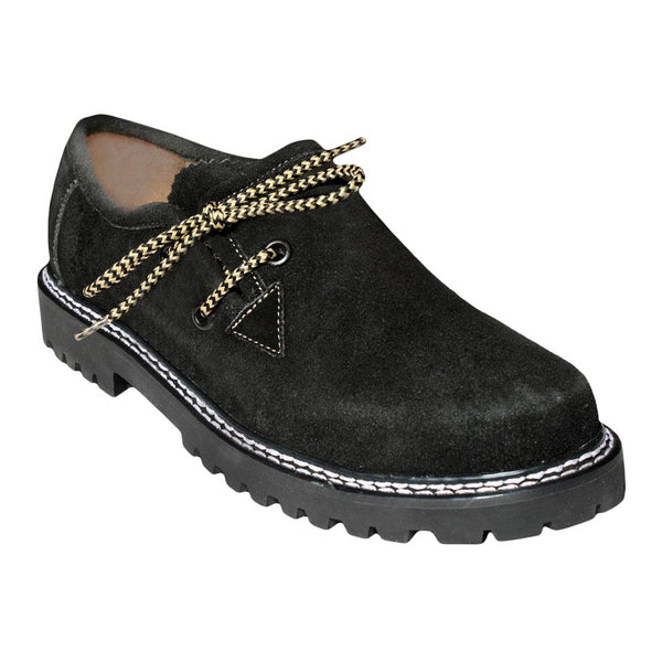 Bavarian Men's Shoes Black