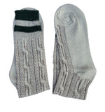 High Quality Men Oktoberfest Outfit Bavarian Socks Long Rustic Grey Brown