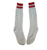 Bavarian Socks Rustic White