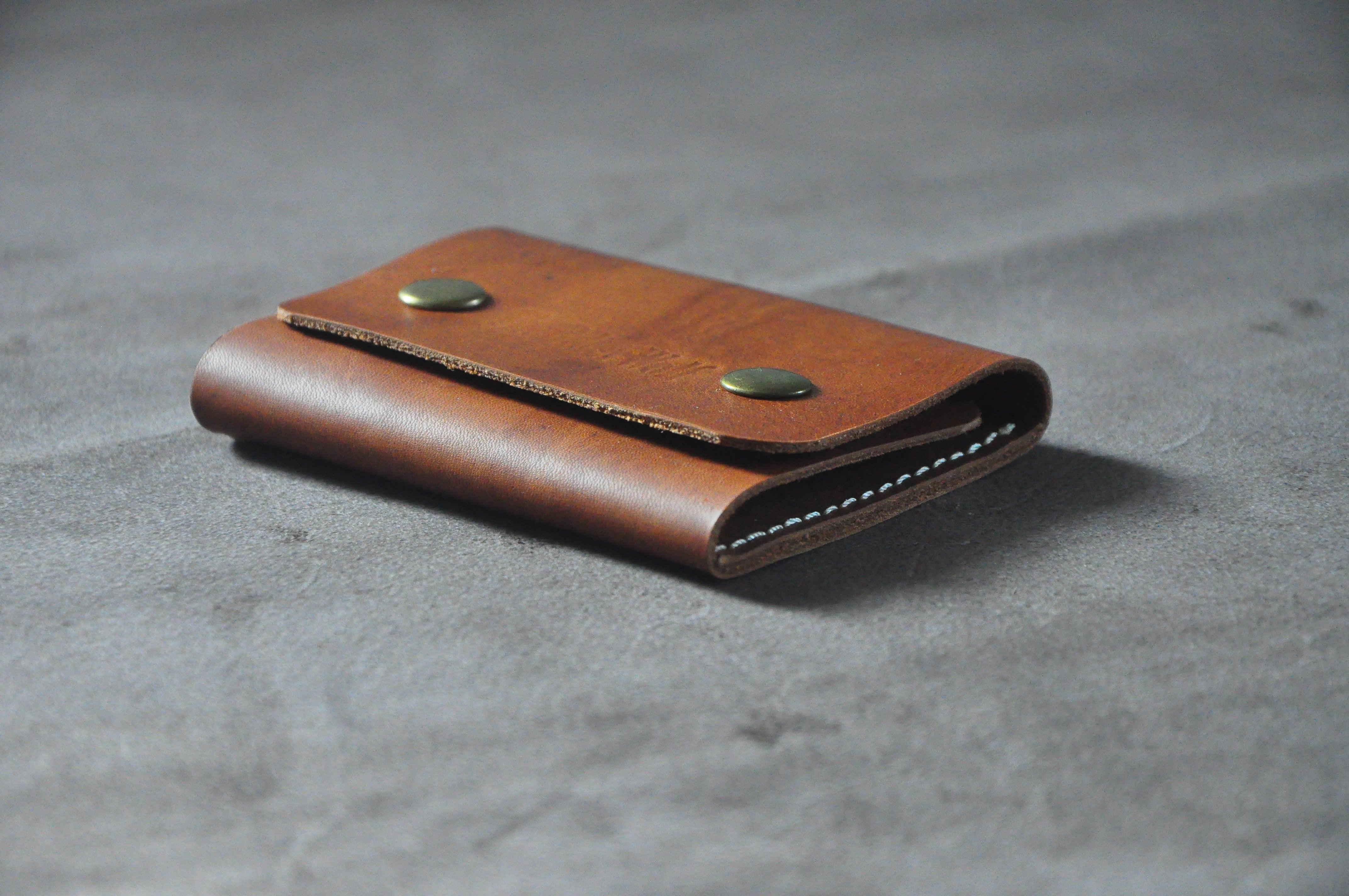 The Camper Wallet (Tan)