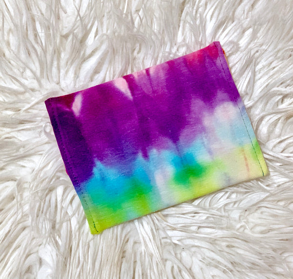Rainbow Hand Dyed 2 Pad Wrapper