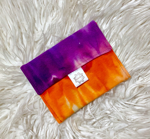 Rainbow Hand Dyed Pad Wrapper