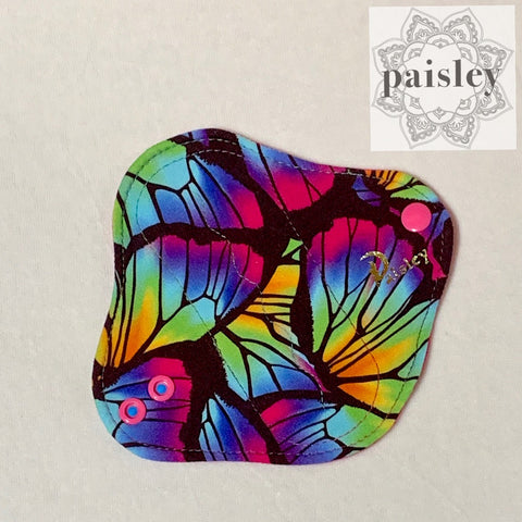 Rainbow Butterflies 15cm Light/Liner Rainbow Dash
