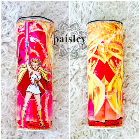 Princess Of Power 590ml Tumbler