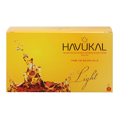 Havukal Light Black Tea Bags
