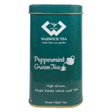 Warwick Peppermint Green Tea