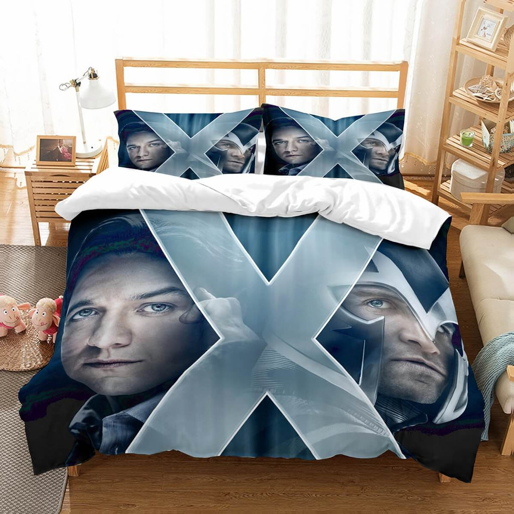 3D Customize X-Men Bedding Set Duvet Cover Set Bedroom Set Bedlinen