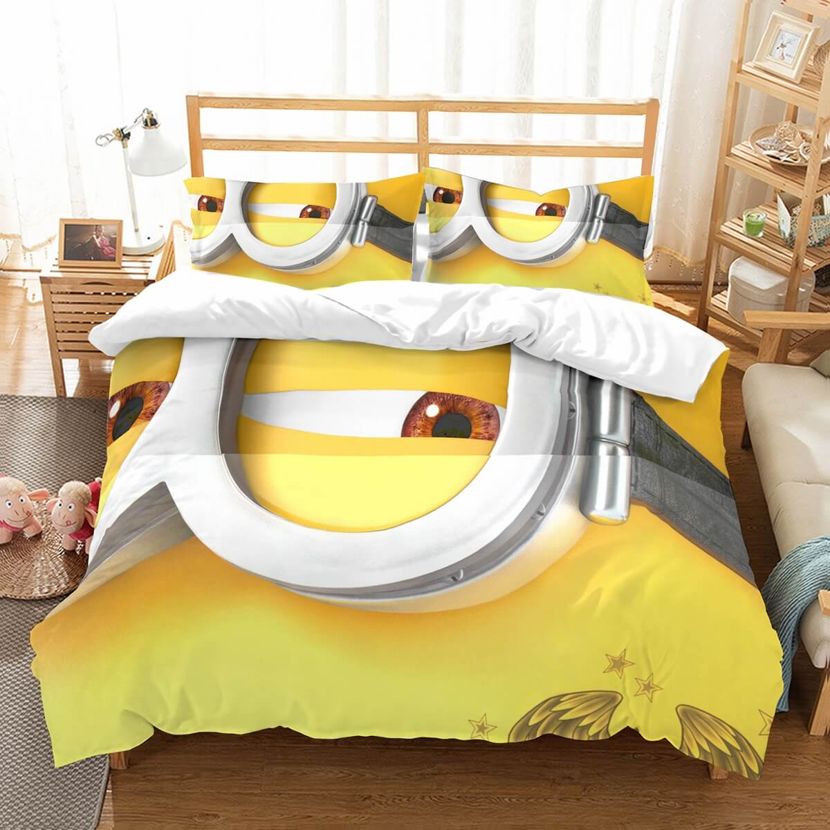 3D Customize Despicable Me 3 Bedding Set Duvet Cover Set Bedroom Set Bedlinen