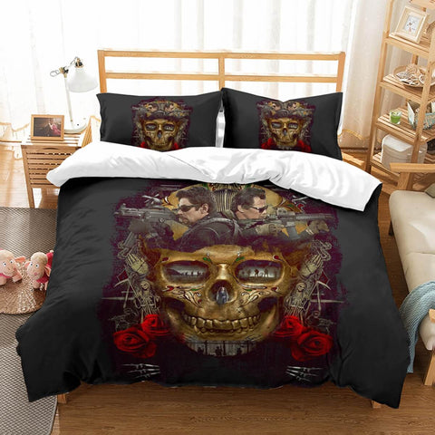 3D Customize  Sicario Day Of The Soldado Bedding Set Duvet Cover Set Bedroom Set Bedlinen