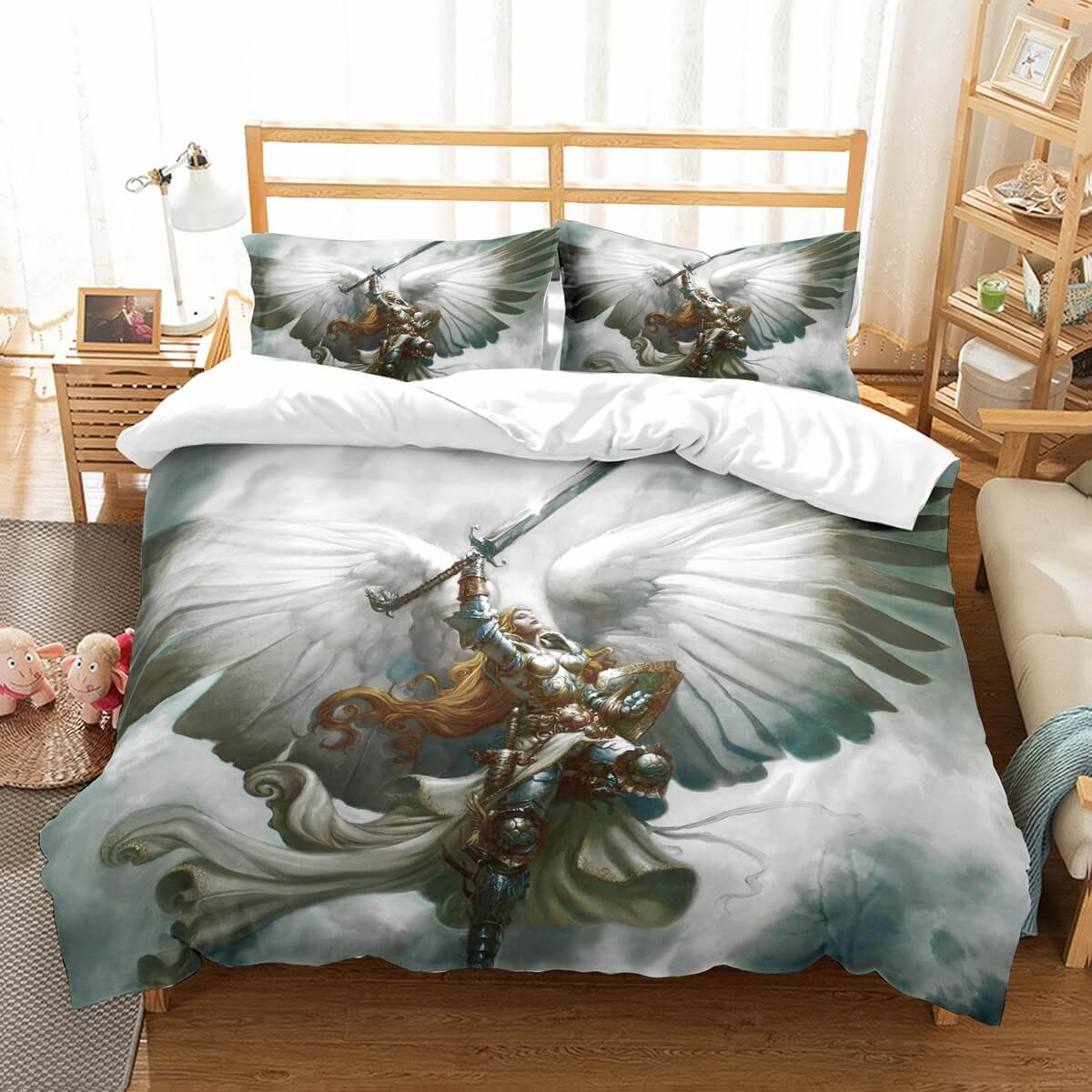 3D Customize Magic The Gathering Bedding Set Duvet Cover Set Bedroom Set Bedlinen