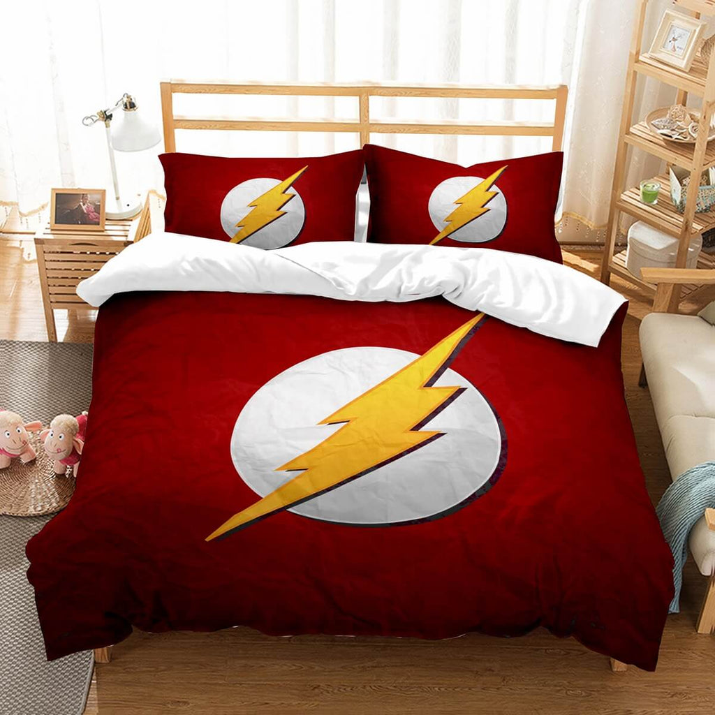 3D Customize The Flash Bedding Set Duvet Cover Set Bedroom Set Bedlinen