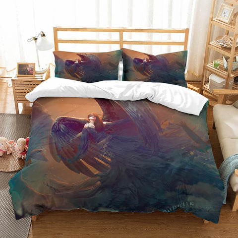 3D Customize  Annabelle Bedding Set Duvet Cover Set Bedroom Set Bedlinen