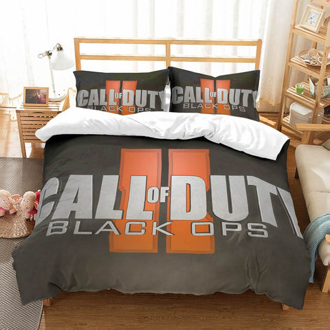3D Customize Call Of Duty Bedding Set Duvet Cover Set Bedroom Set Bedlinen