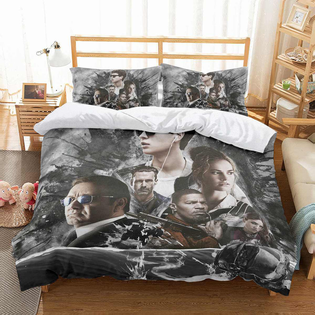 3D Customize Baby Driver Bedding Set Duvet Cover Set Bedroom Set Bedlinen